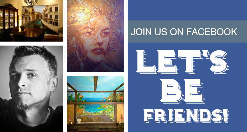 Join BETTER murals and ARTist Robert Lindsey on facebook